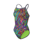 Dolfin Uglies Jagger V-2 Back Female