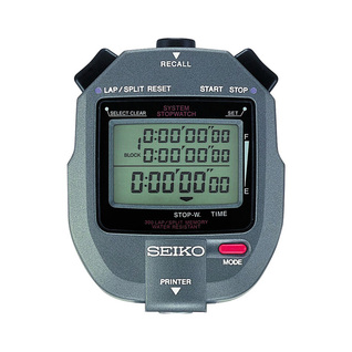Seiko 300 Lap Memory with Printer Port Stopwatch product image