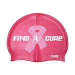 1line Sports Find A Cure Swim Cap