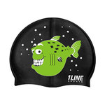 1line Sports Happy Fish Swim Cap