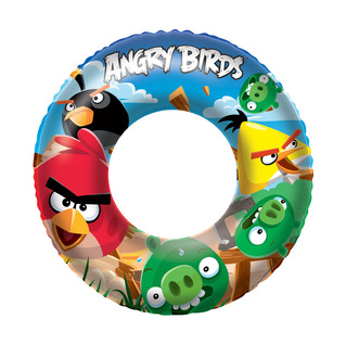 Wet Products Angry Birds Swim Ring 22in product image