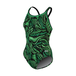 Dolfin Chloroban Magma DBX Back Female product image