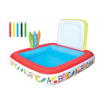 Wet Products Learn and Draw School Pool 52in