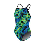 Dolfin Winners Siren Blue/Green V-2 Back Female