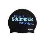 Dolfin Swimmer Thing Swim Cap