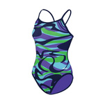 Dolfin Reversible Vortex Blue/Purple String Back Female