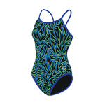 Dolfin Reversible Elektra Blue/Black String Back Female