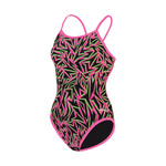 Dolfin Reversible Elektra Pink/Black String Back Female