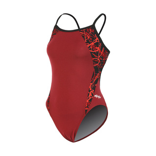 Dolfin Poly Fusion Galaxy Splice String Back Female product image