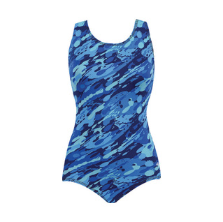 Dolfin Ocean Conservative Solid Lap Suit Print Female product image