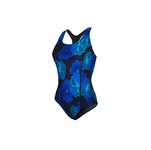Waterpro Moderate Fitness Suit Print Female Clearance