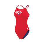Tyr Guard Durafast Lite Reversible Diamondfit with Cups Female