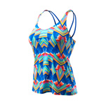 Tyr Ediza Lake Durafast Lite Double Strap Tankini Top Female