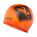 Tyr Swimmers Only Graphic Cap
