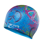 Tyr Love and Happiness Silicone Swim Cap