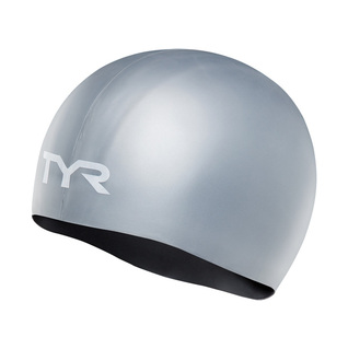 Tyr Solid Reversible Silicone Swim Cap product image