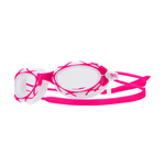 Tyr Pink Nest Pro Nano Mirrored Swim Goggles