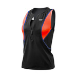 Tyr Competitor Loose Singlet with Bra Female