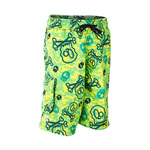 Boys Shorts Crossbone