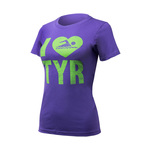 Tyr Love It Graphic Tee Female
