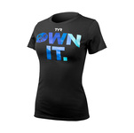 Tyr Own It Graphic Tee Female