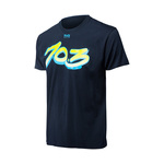 Tyr Graffiti 70.3 Graphic Tee Male