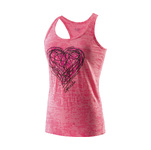 Speedo Scribble Heart Tank Female