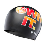 Tyr Own It Graphic Swim Cap