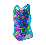 Speedo Girls Dynamic Love Splice One Piece