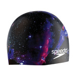 Speedo Galaxy Silicone Swim Cap