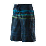 Speedo Engineered Plaid E-Board Short Male