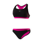 Speedo Laser Cut Two Piece Set Female