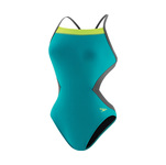 Speedo Flipturns Solid Colorblock Female Clearance