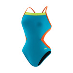 Speedo Flipturns Solid Colorblock 1 Pc