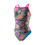 Speedo Swimsuit Printed Propel