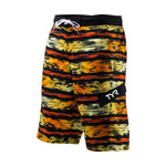Boardshort Paint Stripe