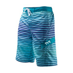 Tyr Sunset Stripe Springdale Boardshort Male