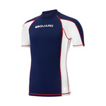 Speedo Guard Mens Short Sleeve Rashguard