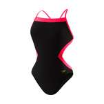 Speedo Flipturns Solid Colorblock Female