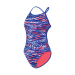 Dolfin Bellas Prowler Blue Cross Back Female
