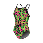 Dolfin Shatter XtraSleek Eco V-2 Back Female