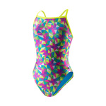 Speedo FlipTurns Star Spangled ProLT Propel Back Female