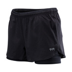 Tyr All Elements 2-in-1 Running Short Female