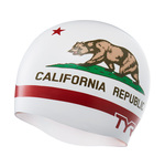 Tyr California Republic Silicone Swim Cap