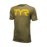 Tyr Camouflage Graphic Tee Male