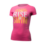 Tyr Rise and Swim Graphic Tee Female