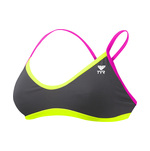Tyr Solid Brites Durafast Lite Crosscutfit 2PC Top Female