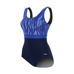 Dolfin Aquashape Color Block Moderate Scoop Back Female