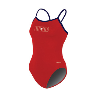 Dolfin Guard Varsity Solid String Back Female product image