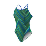 Nike Swimsuit Fly Cut Out